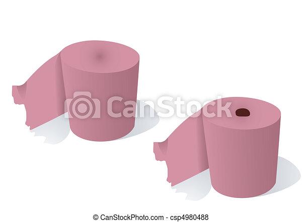 Hygienic paper - csp4980488