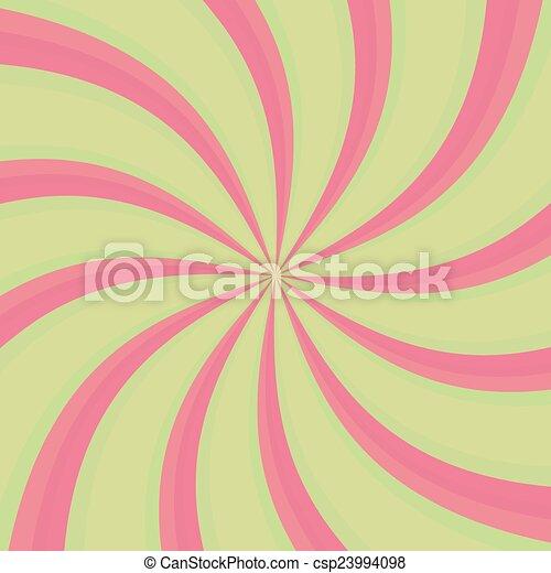 Hypnosis Spiral - csp23994098