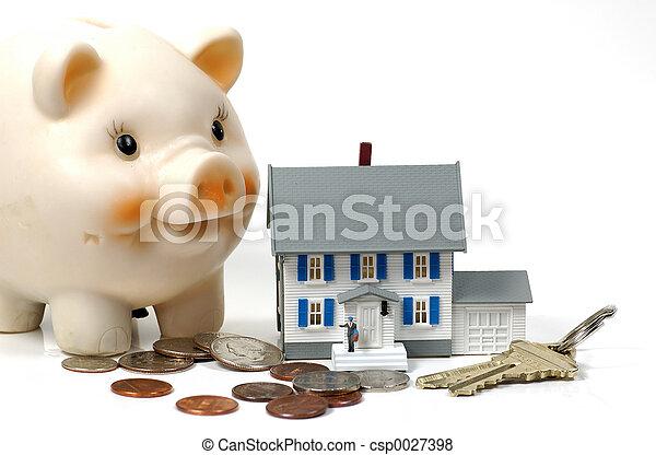 hypotheek - csp0027398