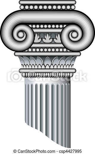 Columnas iónicas - csp4427995