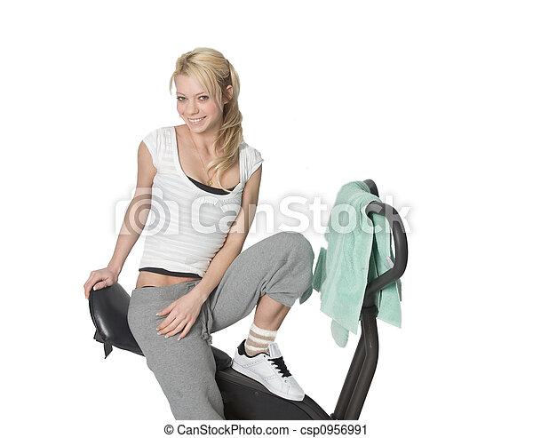 i am into fitness - csp0956991