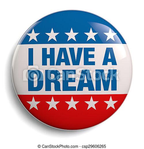 I Have a Dream - csp29606265