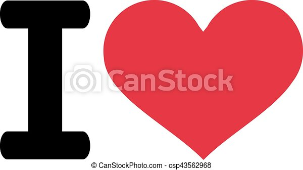 Line Art Love Heart : I love clip art vector search drawings and graphics images