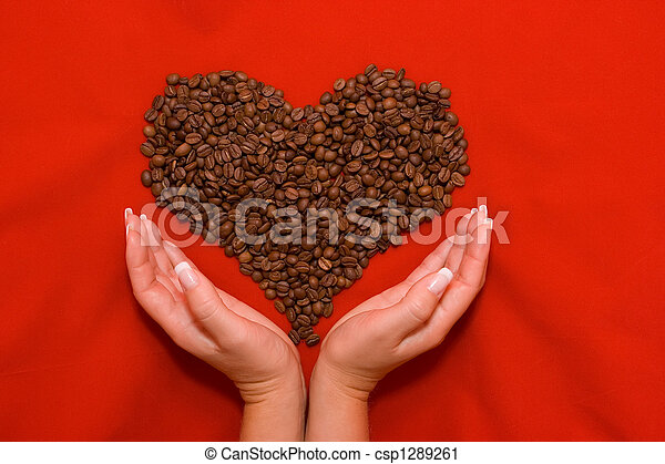 I love coffee - csp1289261