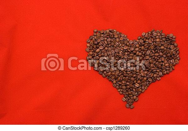 I love coffee - csp1289260