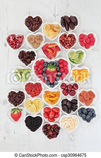 I Love Fruit - csp30964675