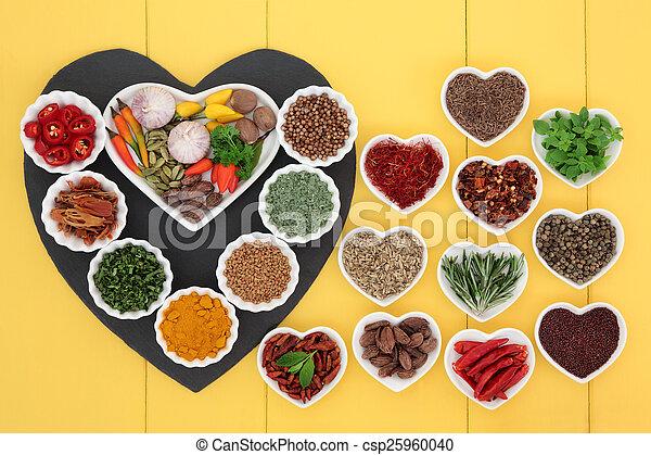 I Love Herbs n Spices - csp25960040