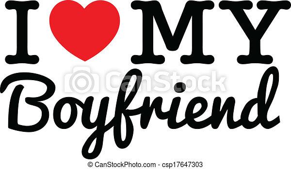 with my boyfriend my loving boyfriend