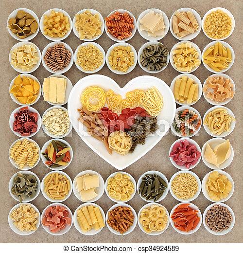 I Love Pasta - csp34924589