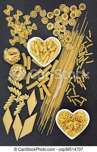 I Love Pasta - csp36514707