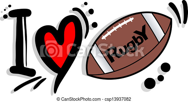 creative design of i love rugby football helmet clip art free football helmet clip art free