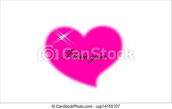 I love you - csp14155107