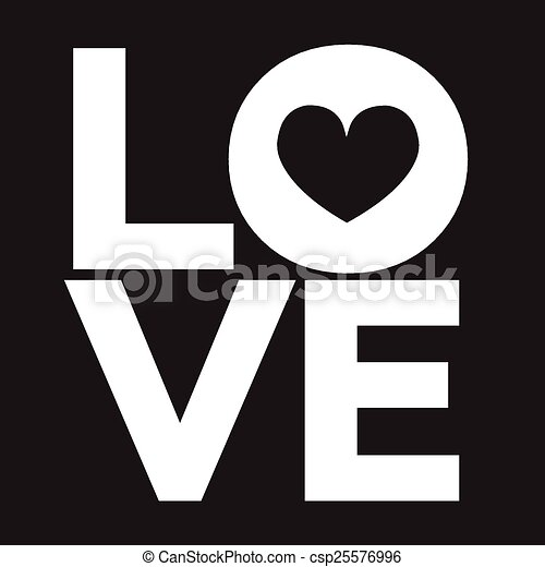 I Love You - csp25576996