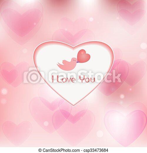 I Love You - csp33473684