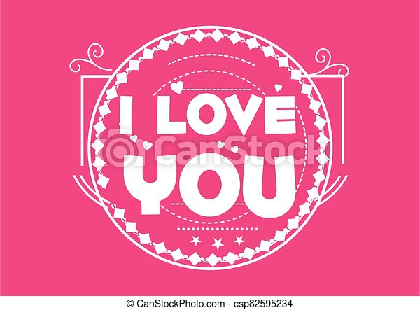 i love you - csp82595234