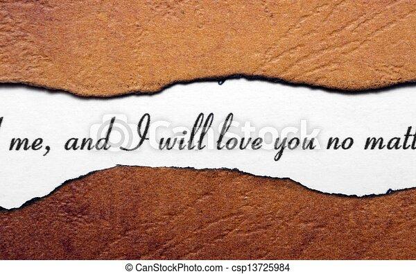 I love you - csp13725984