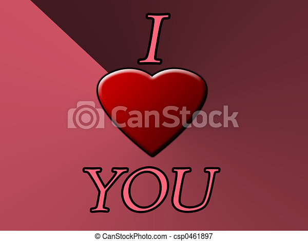 i love you - csp0461897