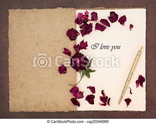 I love You - csp23346990