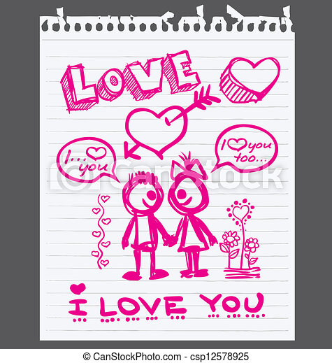 i love you too illustration for shirt printed and poster