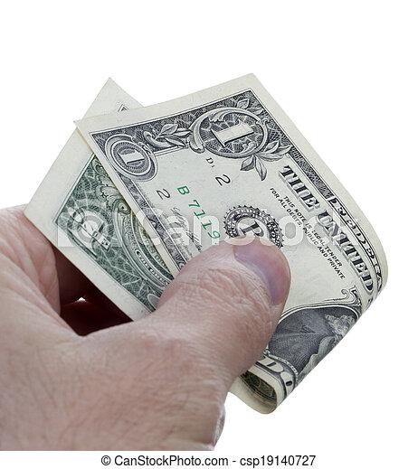 i. s., dollare - csp19140727