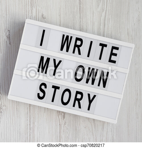 I write my own story apa literature review sample 6th edition