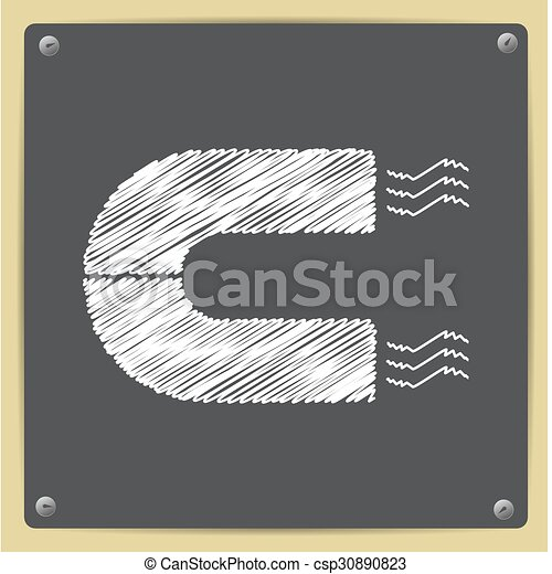 icône, aimant - csp30890823