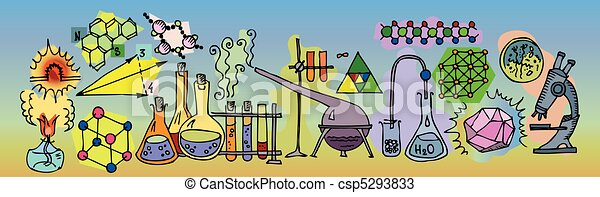 ic chemie labor vektoren suche clipart illustration