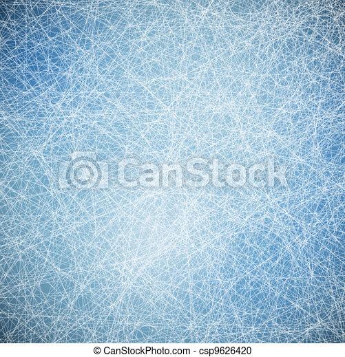 Ice background - csp9626420
