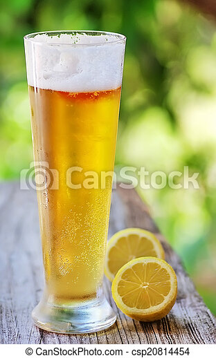 Ice cold beer - csp20814454