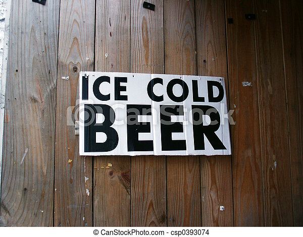 Ice Cold Beer - csp0393074