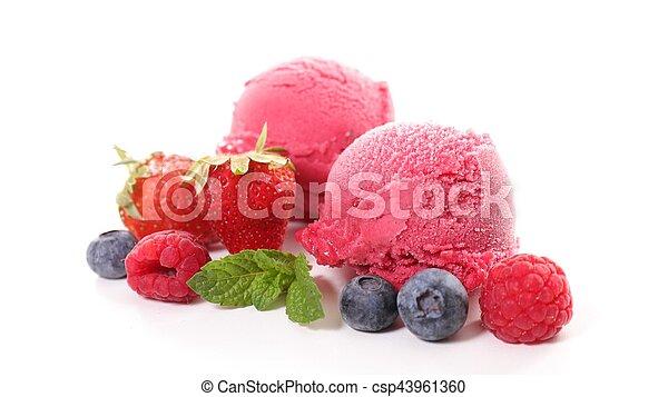 ice cream - csp43961360