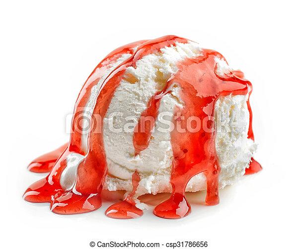 recipe: strawberry sauce for ice cream [29]