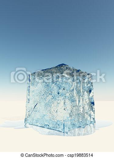 Ice Cube - csp19883514