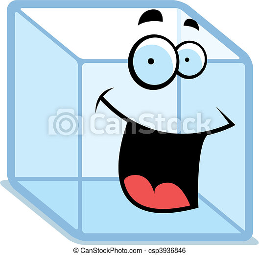 ice cube smiling a cartoon ice cube happy and smiling clip art rh canstockphoto com smelling clip art smiling clipart free