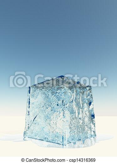 Ice Cube - csp14316369