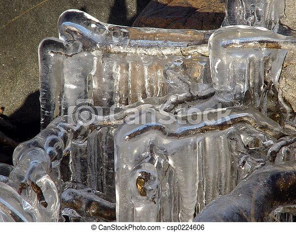 Ice Roots - csp0224606