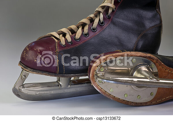Ice Skates - csp13133672