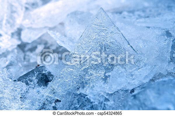ice surface - csp54324865