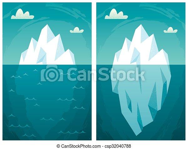 Iceberg - csp32040788