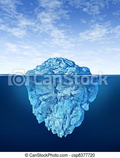 Iceberg - csp8377720