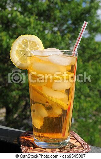 Iced tea - csp9545007