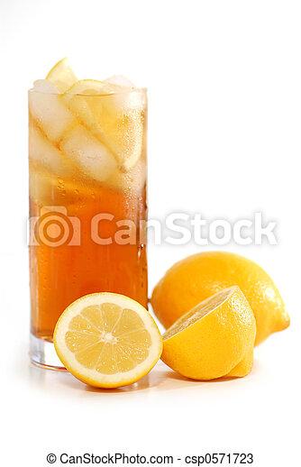Iced tea - csp0571723
