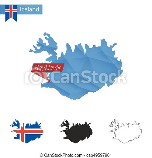 Iceland blue Low Poly map with capital Reykjavik. on burma map outline, south pacific islands map outline, norfolk island map outline, poland map outline, german states map outline, cape town south africa map outline, benin map outline, slovakia map outline, greenland map outline, cyprus map outline, the usa map outline, gambia map outline, macau map outline, st croix map outline, mauritania map outline, bangladesh map outline, holy roman empire map outline, far east map outline, russia map outline, aruba map outline,