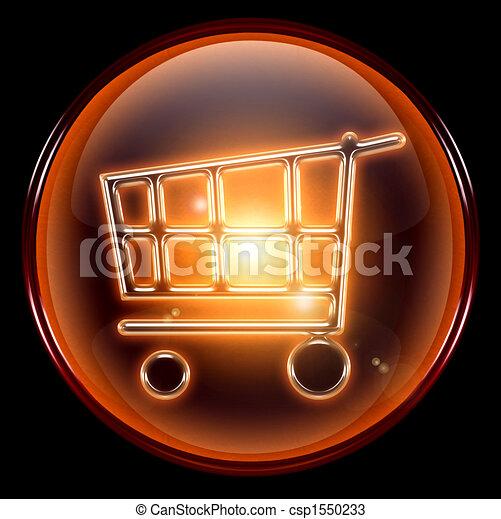 icon., 買い物カート - csp1550233