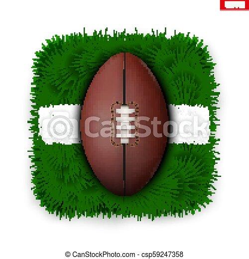 Grass football field clipart - Clipartix