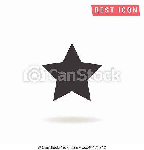 icono estrella. - csp40171712