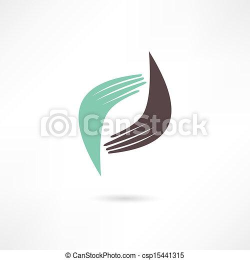 icon., handshake., ügy, transaction. - csp15441315