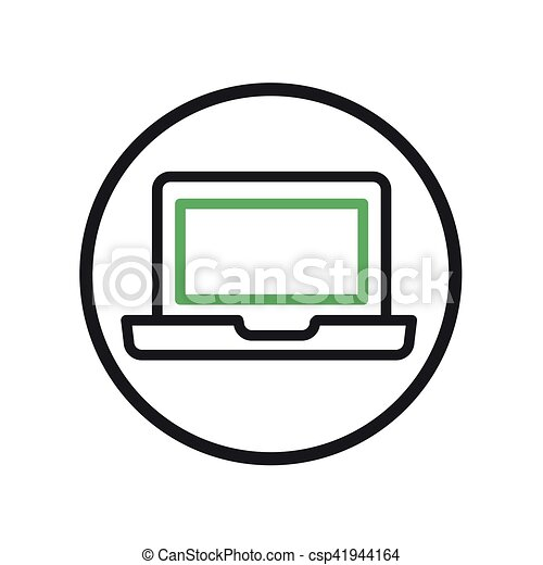 icon search engine optimization computer technology and big clip rh canstockphoto com