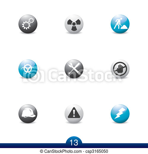 Icon series 13 - construction - csp3165050