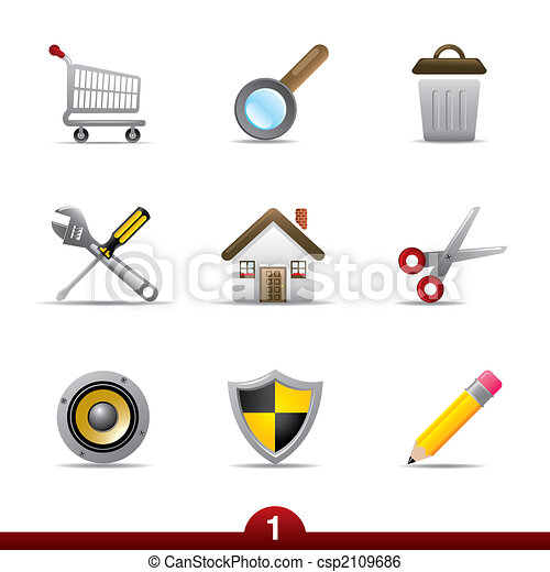Icon series - web universal - csp2109686
